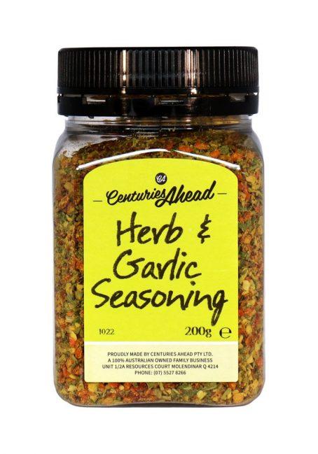 Herb & Garlic Seasoning